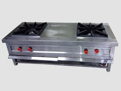 Double Burner Oven Without Shelf, Double Burner Oven Without Shelf Manufacturer